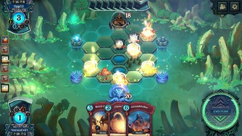 Screenshot6 - Faeria: Chronicles of Gagana DLC