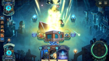 Screenshot7 - Faeria: Chronicles of Gagana DLC