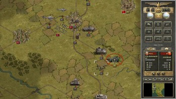 Screenshot1 - Panzer Corps