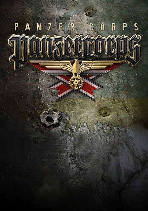 Panzer Corps - Cover / Packshot