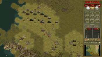 Screenshot5 - Panzer Corps: Soviet Corps