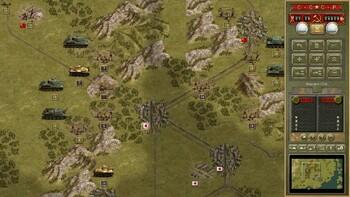 Screenshot1 - Panzer Corps: Soviet Corps