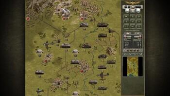 Screenshot1 - Panzer Corps: Allied Corps