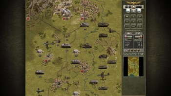 Screenshot1 - Panzer Corps: Allied Corps