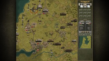 Screenshot2 - Panzer Corps: Allied Corps