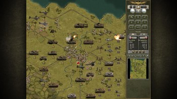 Screenshot3 - Panzer Corps: Allied Corps