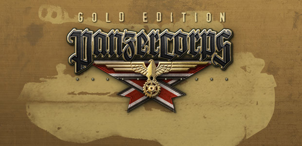 Panzer Corps Gold - Cover / Packshot