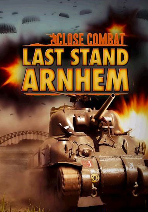 Close Combat: Last Stand Arnhem - Cover / Packshot