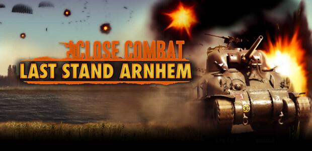 Close Combat: Last Stand Arnhem - Cover / Packshot