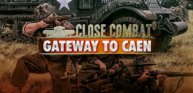 Close Combat - Gateway to Caen - Cover / Packshot