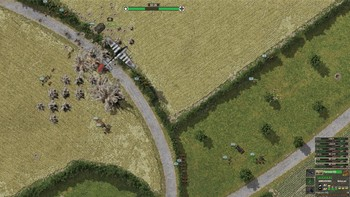 Screenshot1 - Close Combat - Gateway to Caen (GOG)
