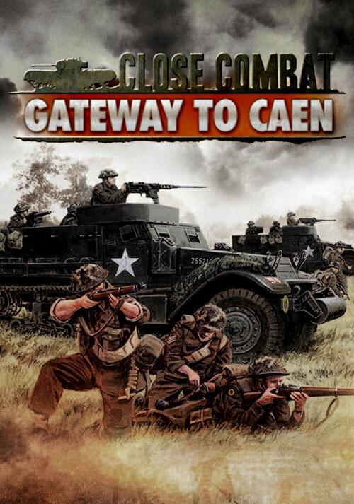 Close Combat - Gateway to Caen (GOG) - Cover / Packshot