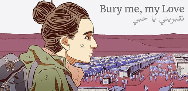 Bury Me, My Love - Cover / Packshot