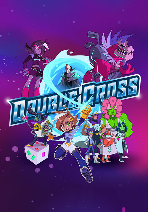 Double Cross - Cover / Packshot