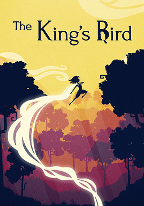 The King's Bird - Cover