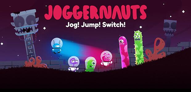Joggernauts - Cover / Packshot