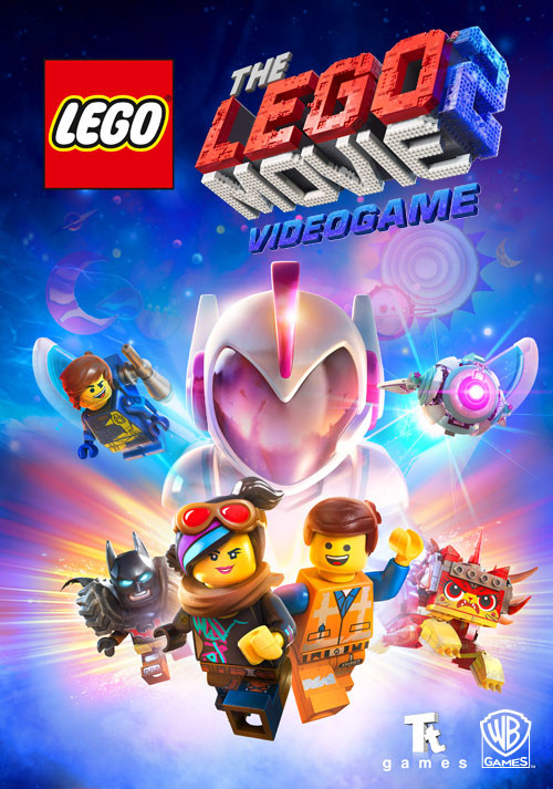 The LEGO Movie 2 Videogame - Cover