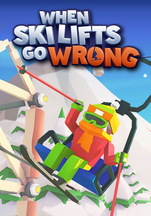 When Ski Lifts Go Wrong - Cover / Packshot