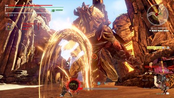 Screenshot4 - GOD EATER 3