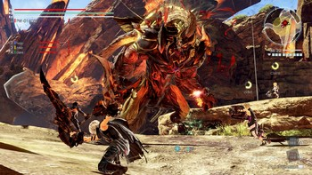 Screenshot1 - GOD EATER 3