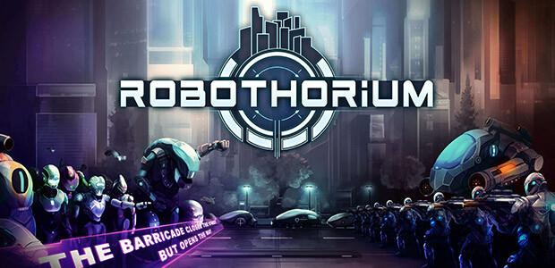 Robothorium: Sci-fi Dungeon Crawler - Cover / Packshot