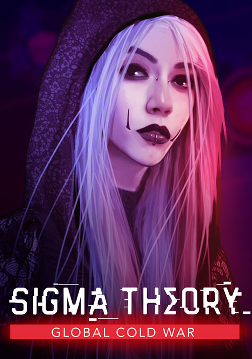 Sigma Theory: Global Cold War - Cover
