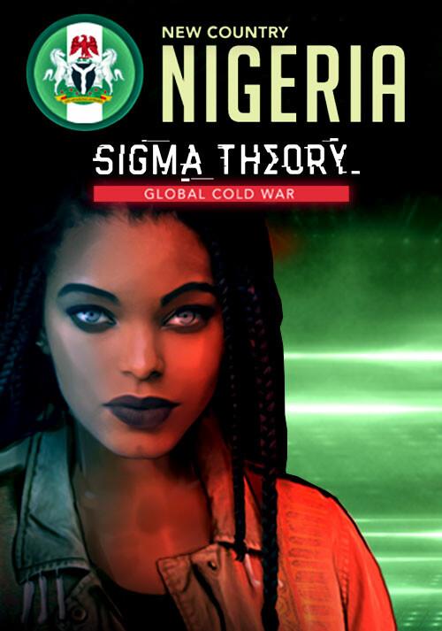 Sigma Theory DLC - Nigeria Additional Nation - Cover / Packshot