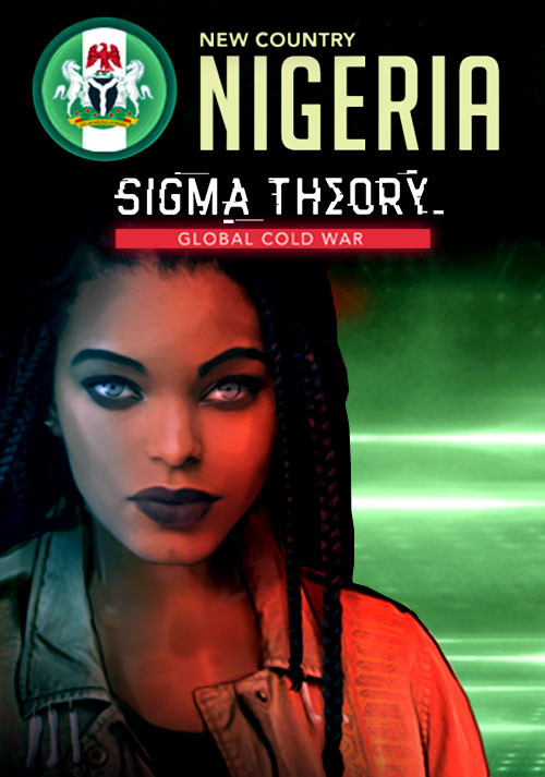 Sigma Theory DLC - Nigeria Additional Nation - Cover / Packshot
