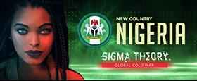 Sigma Theory DLC - Nigeria Additional Nation