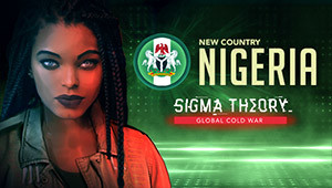 Sigma Theory DLC - Nigeria Additional Nation