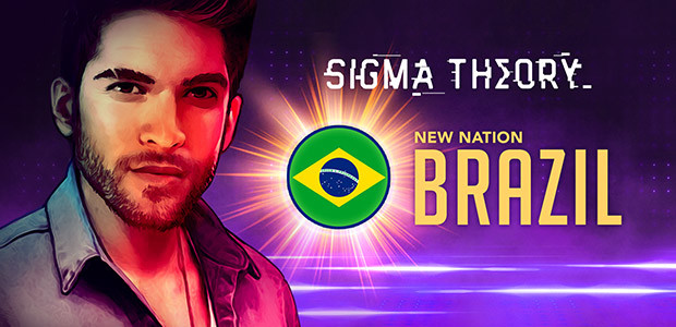 Sigma Theory: Brazil - Additional Nation - Cover / Packshot