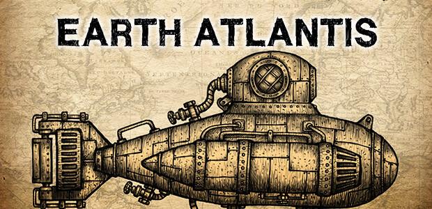 Earth Atlantis - Cover / Packshot