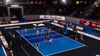 Screenshot3 - Spike Volleyball