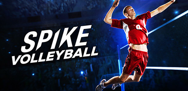 Spike Volleyball - Cover / Packshot