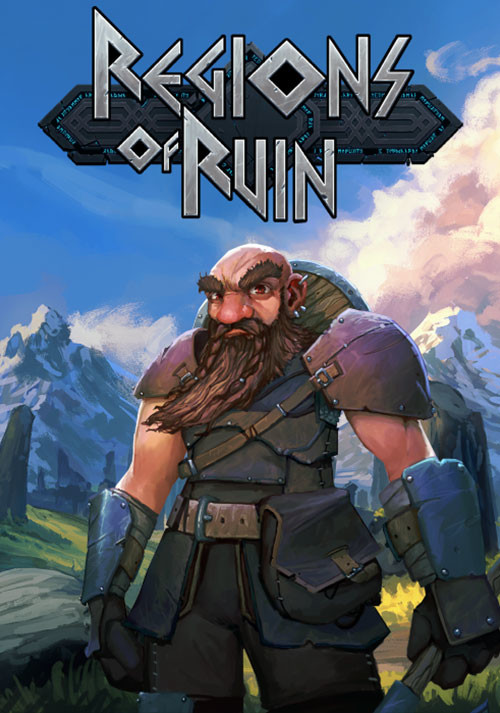 Regions Of Ruin - Cover / Packshot