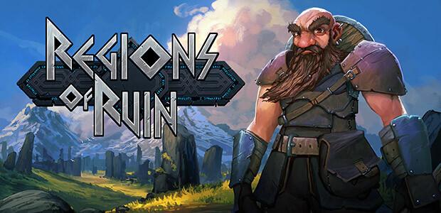Regions Of Ruin - Cover / Packshot