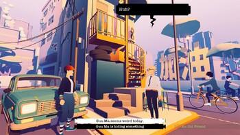 Screenshot2 - Road to Guangdong - Story-Based Indie Road Trip Driving Game (公路旅行驾驶游戏)