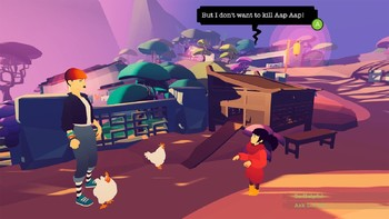 Screenshot1 - Road to Guangdong - Story-Based Indie Road Trip Driving Game (公路旅行驾驶游戏)