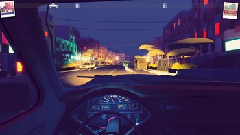 Screenshot3 - Road to Guangdong - Road Trip Car Driving Simulator Story-Based Indie Game (公路旅行驾驶游戏)