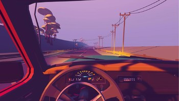 Screenshot8 - Road to Guangdong - Road Trip Car Driving Simulator Story-Based Indie Game (公路旅行驾驶游戏)