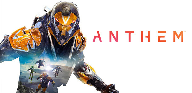 Anthem - Cover / Packshot