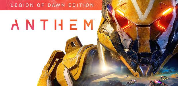 Anthem - Legion of Dawn Edition - Cover / Packshot