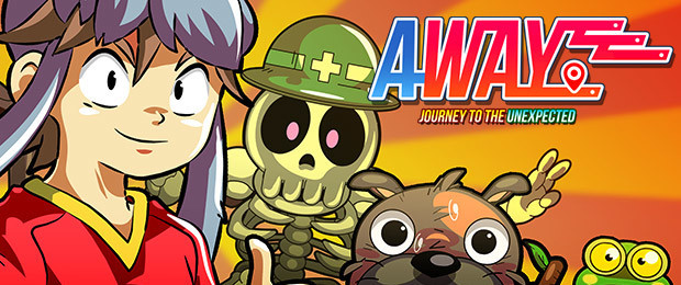 Rogue-lite FPS AWAY: Journey to the Unexpected jetzt spielbar