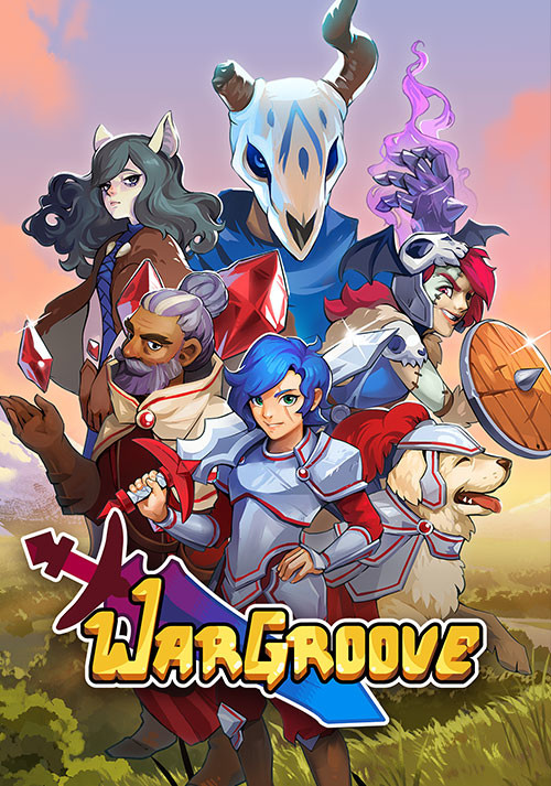 WarGroove - Cover / Packshot