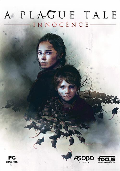 A Plague Tale: Innocence - Cover