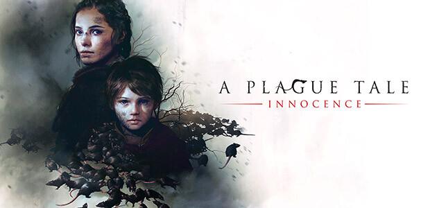 A Plague Tale: Innocence - Cover / Packshot