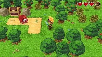 Screenshot1 - Evoland Legendary Edition