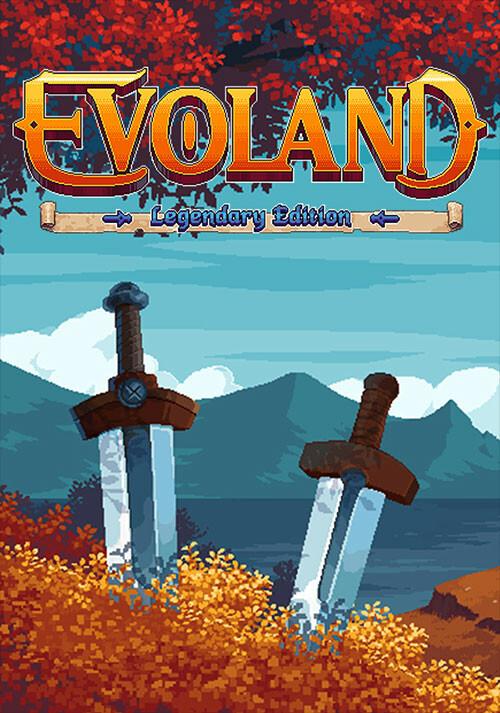 Evoland Legendary Edition - Cover / Packshot