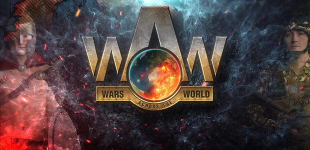 Wars Across The World - Cover / Packshot