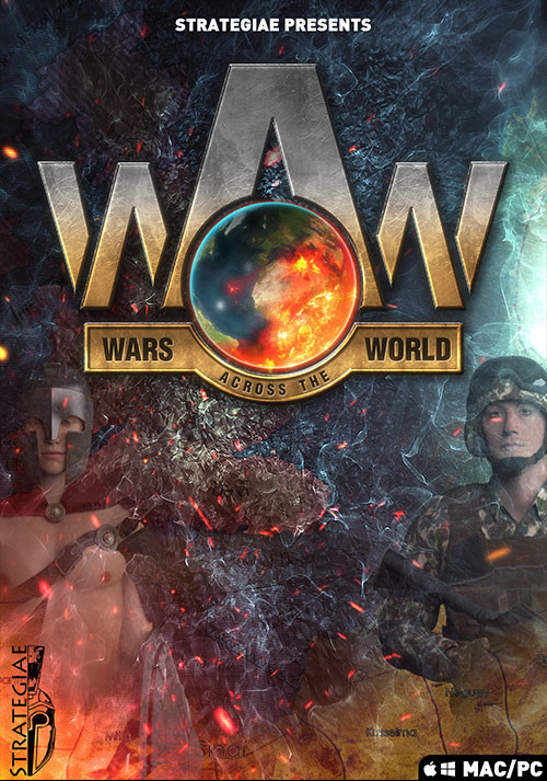 Wars Across The World - Cover / Packshot